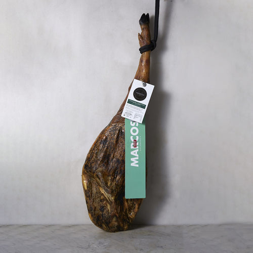 Marcos Bone-In Countryside-Fed 50% Iberian Ham | Buy Spanish Products Online at The Spanish Store