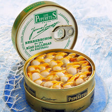 Los Peperetes Cockles in Brine {  Spanish Seafood Conservas available for delivery in Canada | Shop Online The Spanish Store