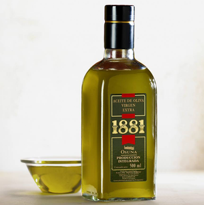 1881 Huile d'Olive Extra Vierge 500ml Hojiblanca + Lechin