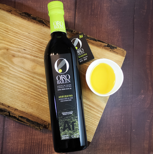 Oro Bailen Extra Virgin Olive Oil Arbequina 500ml