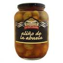 La Explanada Marinated Cracked Green Olives | Alino de la abuela | Shop Spanish products online in Toronto, Ontario