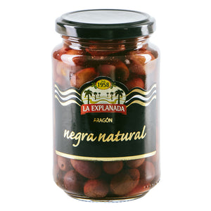 La Explanada Aragon Black Olives