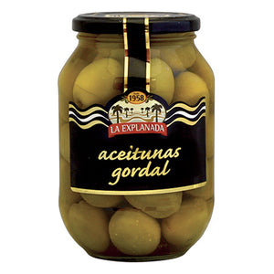 La Explanada Queen Olives, Gordal | Aceitunas Gordal Olives Conservas and Tapas | Hamilton Ontario Toronto Ontario Buy Spanish Food Online