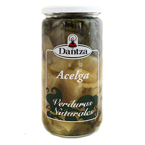 Dantza Chard Preserved Vegetables for Tapas Night | Buy Spanish imports online in Canada