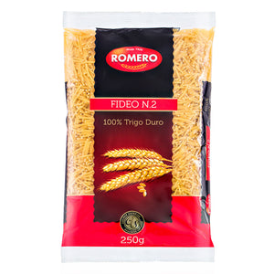 Romero Fideo No. 2 | Noodles and Pasta | Shop Online The Spanish Store Gourmet Food