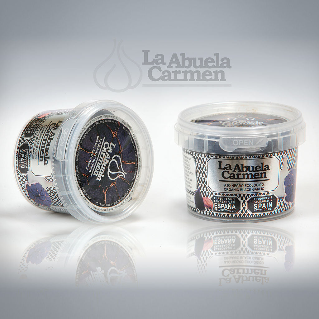 La Abuela Carmen Organic Black Garlic (Peeled Cloves)