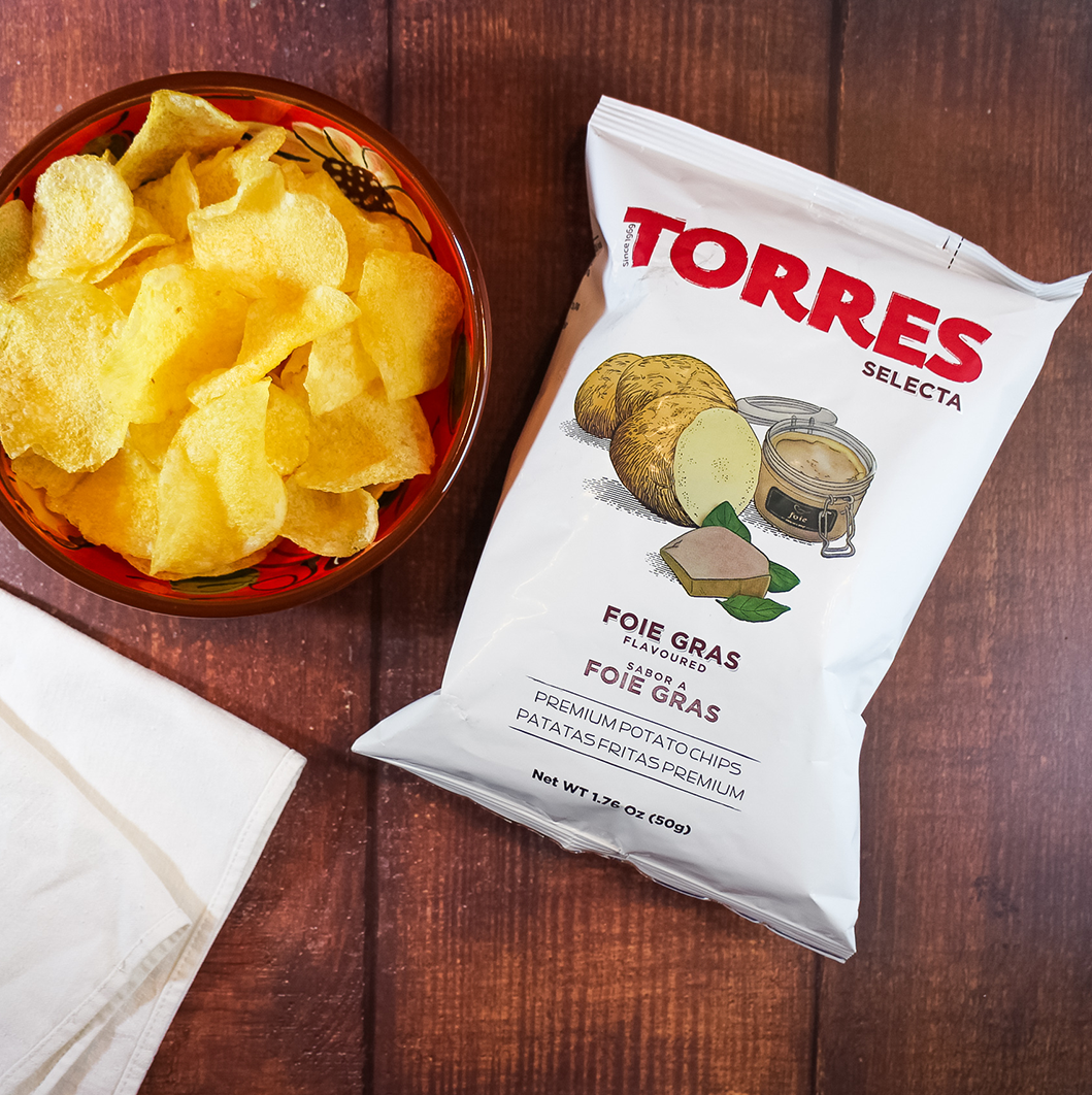 Torres Selecta Premium Potato Chips | Shop Spanish Imports Online in Canada | The Spanish Store } Torres Chips in Toronto, Ontario - Shop Online
