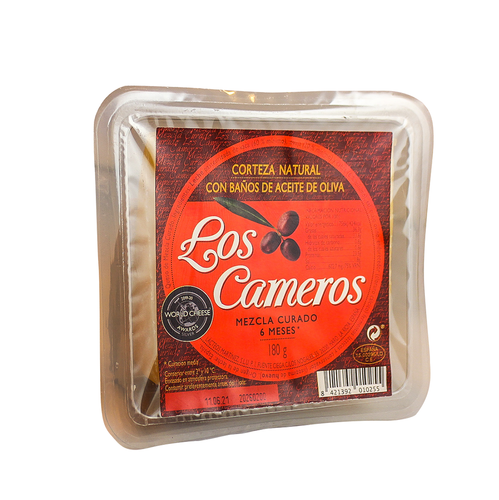 Los Cameros Blended Cheese Affiné 6 mois - Wedge 180g