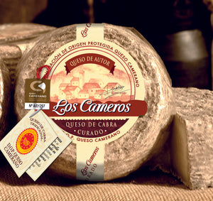 Camerano DOP Goat Cheese | Shop online for Spanish Imports, Canada