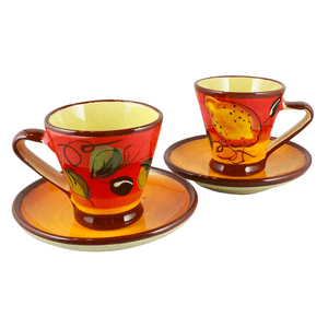 Antonio Ortiz 2-Piece Espresso Set