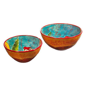 Antonio Ortiz Gazpacho Bowl Kit