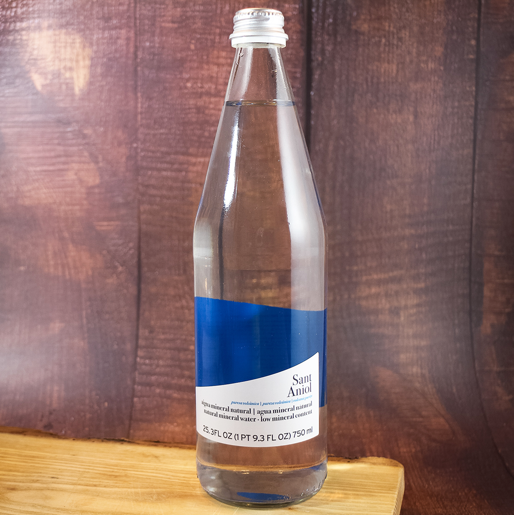 Spanish Drinks Sant Aniol Natural Volcanic Mineral Water | Spanish Imports Gourmet Grocery Food Shop Online The Spanish Store