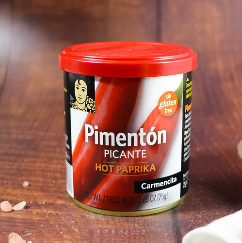 Pimenton Hot Paprika from Spain