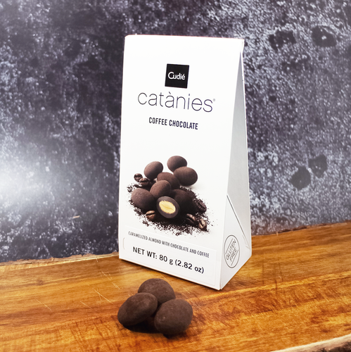 Cudié Catànies Coffee Chocolate | Spanish Treats and Sweets | Buy Online in Canada
