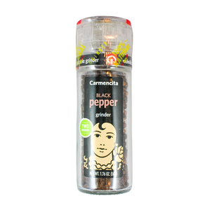 Carmencita Black Pepper Grinder | The Spanish Store