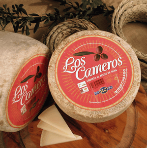 Los Cameros Blended Cheese Cured 6 months | The Spanish Store shop Spanish imports online