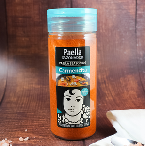 Carmencita Shaker Jar for Paella Seasoning | The Spanish Store Shop Online