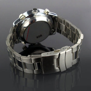 Spy Watch 8GB DVR Camcorder