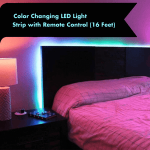 BrightUp - Remote Led Strip