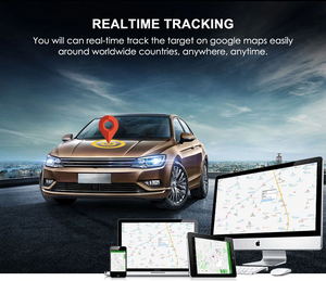 Spy PRO - Real Time GPS Car Tracker