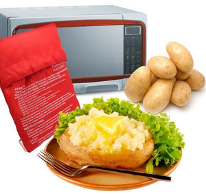 Microwave Potato Cooker Bag - Buy 1 Get 1 for FREE