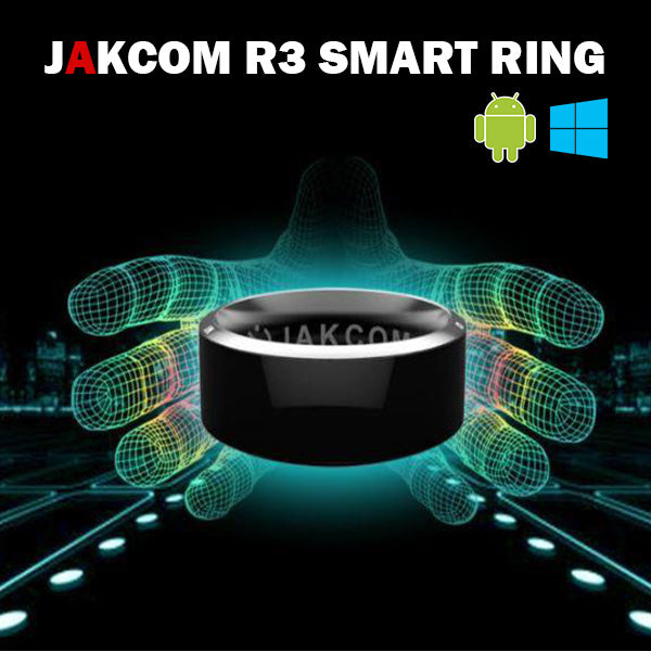 Jakcom R3™ - Royal Smart Ring