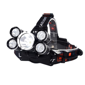 5 LED/12000Lm Headlight