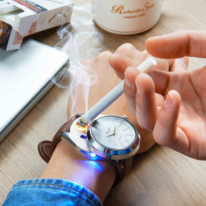 USB Lighter Watch