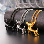 Dachshund Necklace - Greyson&Co