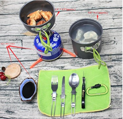 Portable Camping Stove Set - Greyson&Co