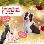 Custom Pet Photo Pillow - Best Gift for Pet Lovers - Greyson&Co