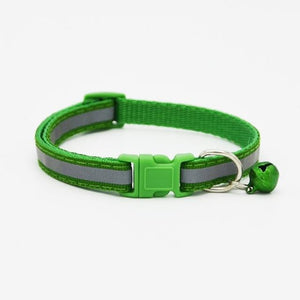Reflective Safety Cat Collar - Greyson&Co