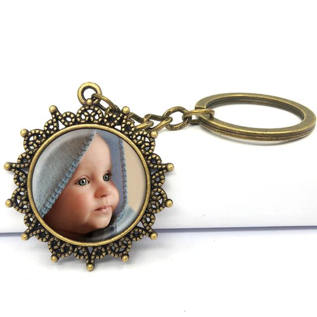 Personalized Photo Key Chain - Greyson&Co