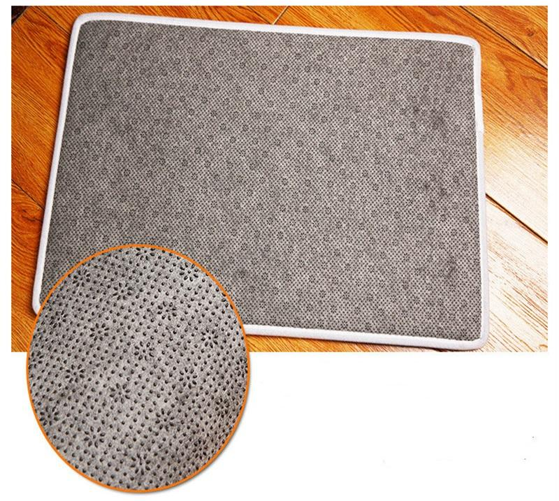 A-Dog-rable Frenchie Bathroom Mats - Greyson&Co