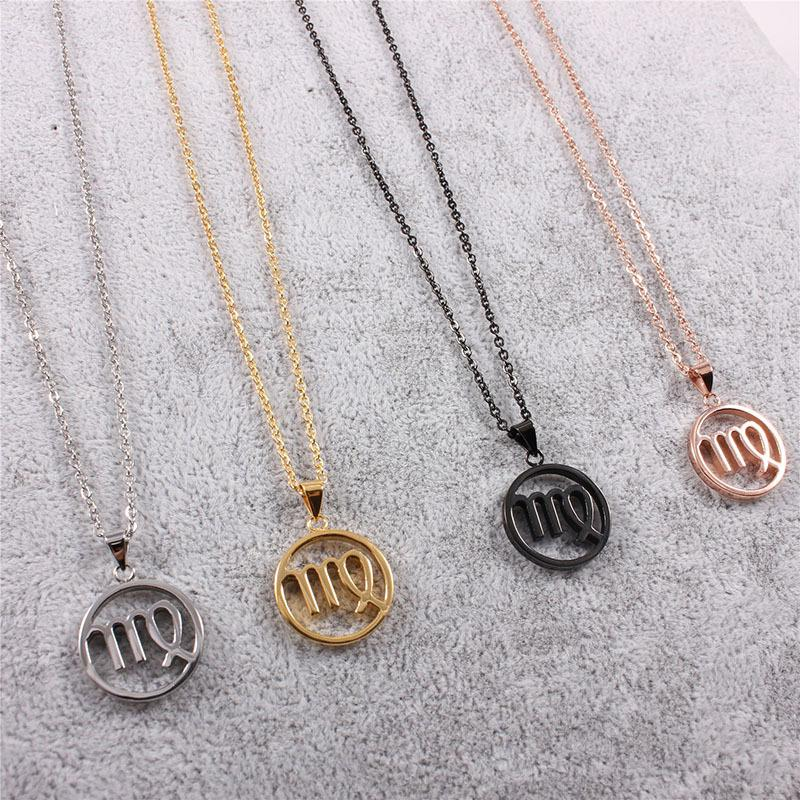 Zodiac Necklace - Greyson&Co