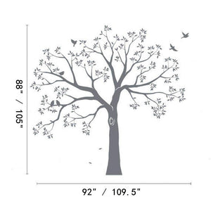 Staircase Family Tree Wall Decal - Custom - Greyson&Co