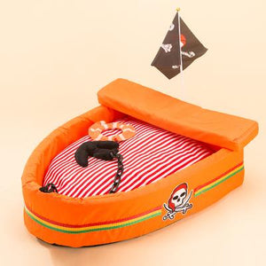 Pirate Bed with Removable Bed Cushion - Greyson&Co