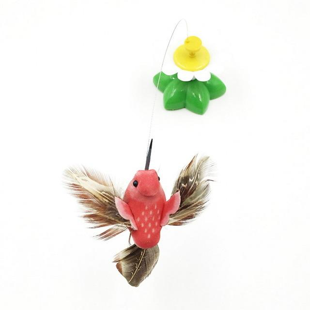 Butterfly Rotating Cat Toy FREE + Shipping - Greyson&Co