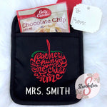 Teachers Change The World One Child At A Time - PotHolder Gift Set - Teacher Gift
