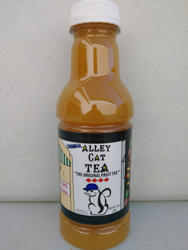 Alley Cat Tea 16oz  ORIGINAL flavor