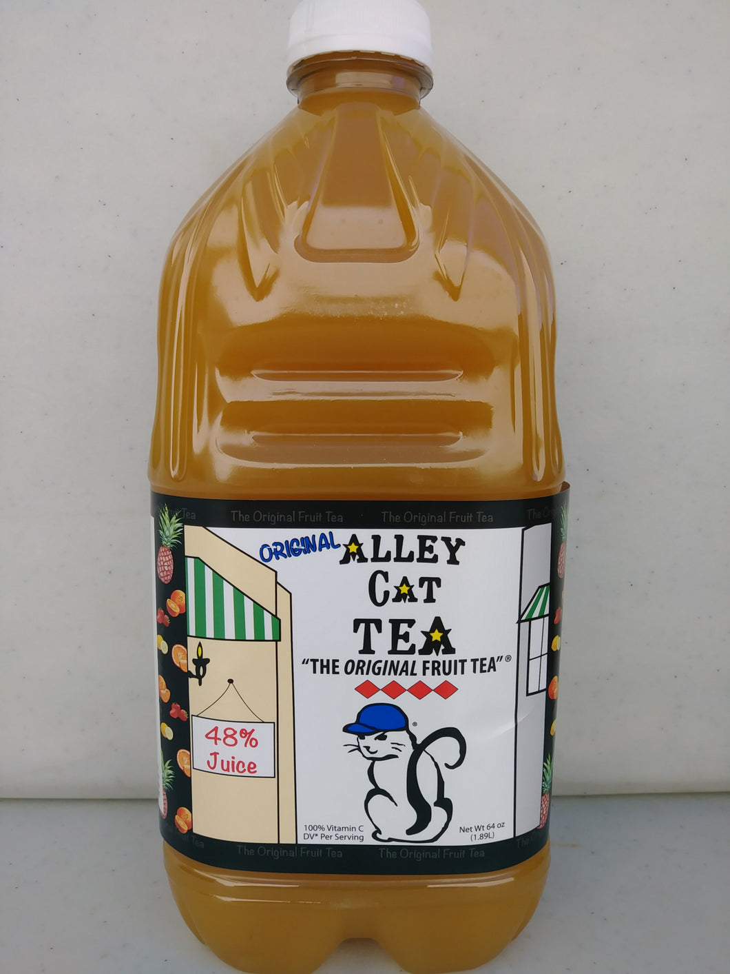 Alley Cat Tea