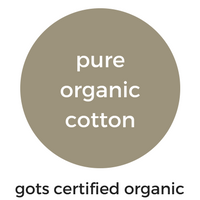 Pure Organic Cotton