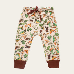 Drawstring Pants - Little Forest