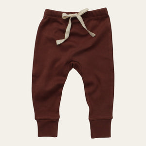 Drawstring Pants - Pinecone