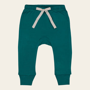 Drawstring Pants - Teal