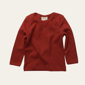 Essential Tee - Red Ochre