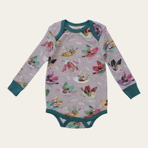 Organic Onesie - Joy Flight