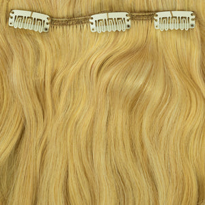 bleach blonde hair extensions