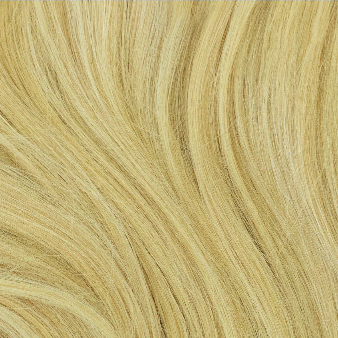 platinum bleach blonde human hair extensions