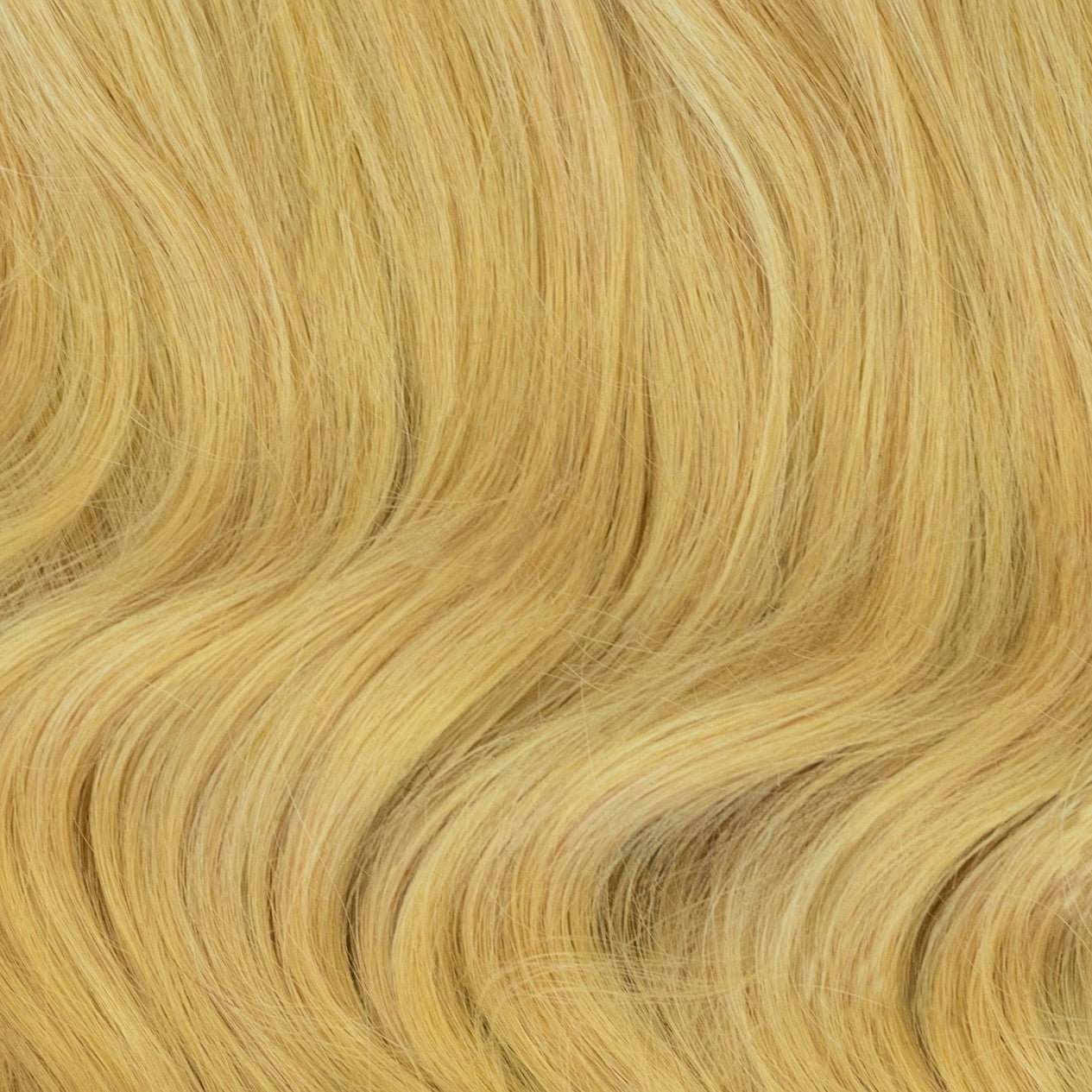 platinum light blonde clip-in hair extensions